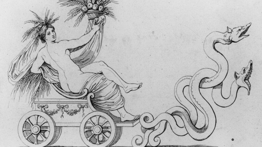 Ceres, Roman goddess