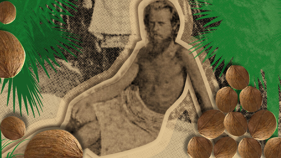 Coconut Man: August Engelhardt Founded a Cult Based on His Favorite Fruit
