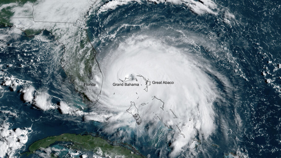 How (and Why) Hurricanes Get Their Names