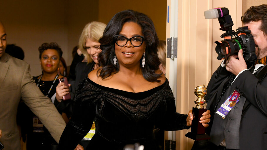 Oprah Winfrey, Cecil B. DeMille Award