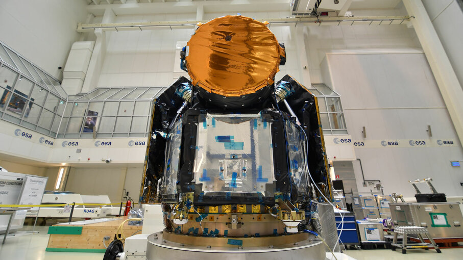 CHaracterising ExOPlanets Satellite, ESA