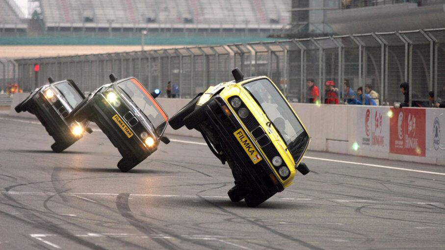 Stunt driving