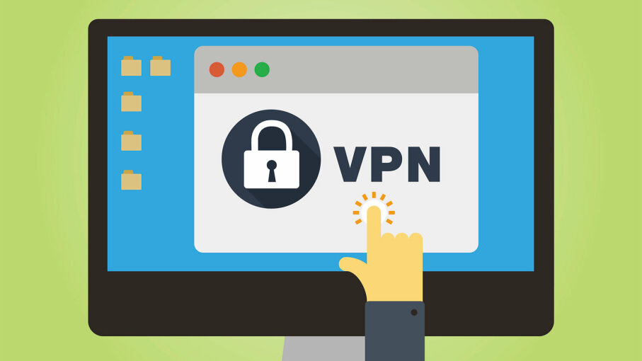 VPN illustration