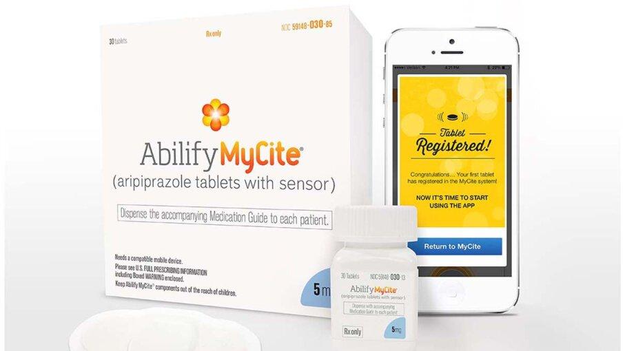 Abilify, digital pill