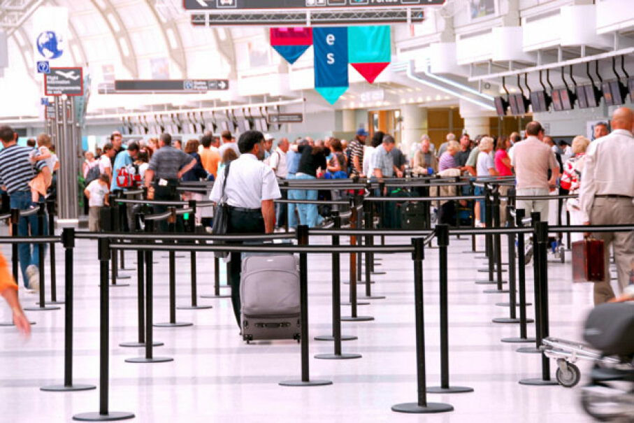 Just a little know-how will help you navigate the mayhem of the airport with greater ease. ©iStockphoto/Thinkstock