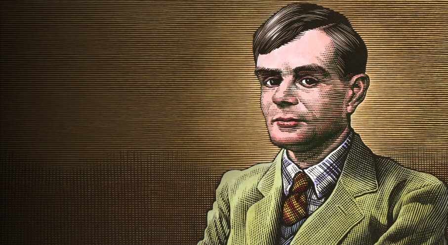 Image result for alan turing