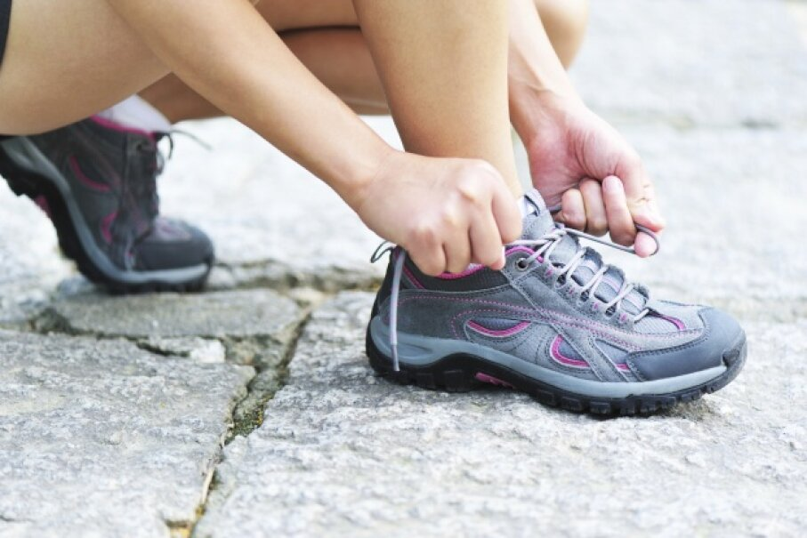 What runner wouldn't want to get paid to exercise in a new pair of shoes? fatchoi/iStock/Thinkstock