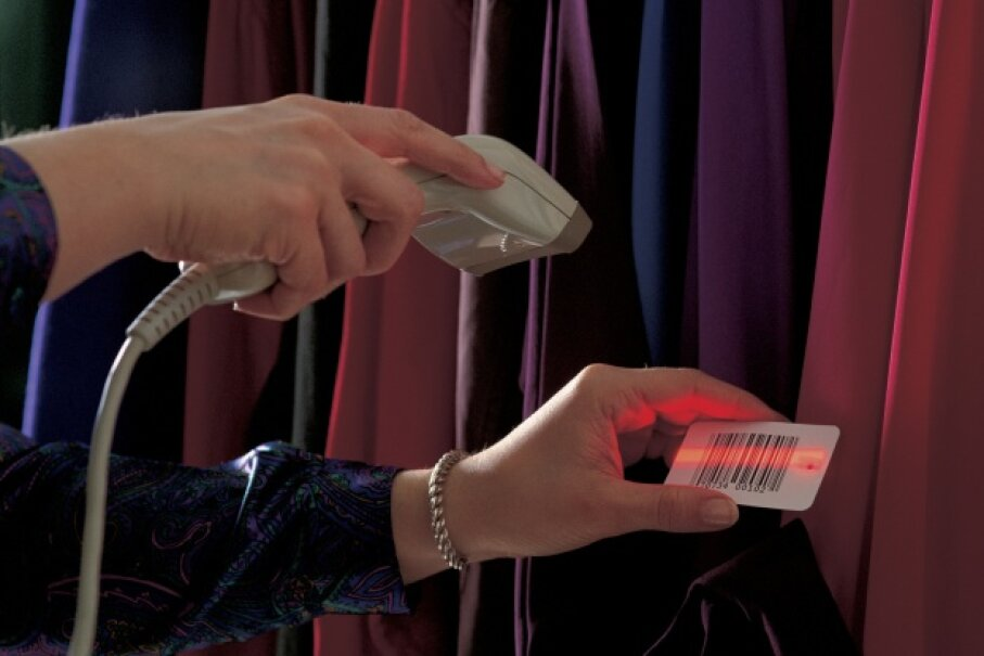 The NCP may give some panelists a hand scanner to keep track of the items they purchase. Comstock/Stockbyte/Thinkstock