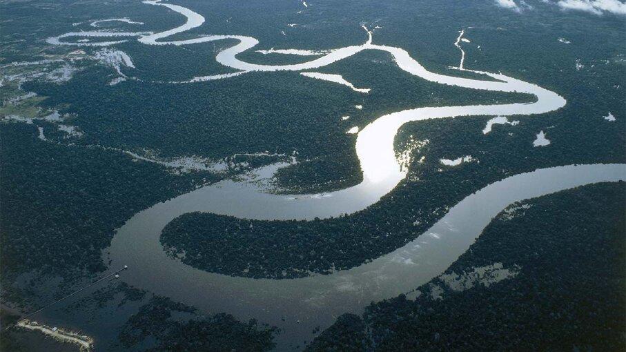 river, amazon