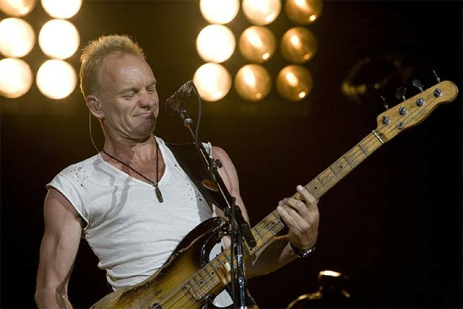 "What did Sting mean when he sang about being ""caught between Scylla and Charybdis""? Albert Chau/FilmMagic/Getty Images"