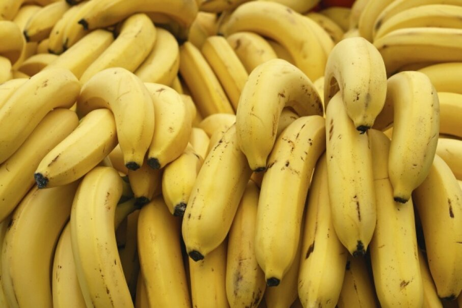 Bananas: full of potassium, and rumored to have sexual mojo. ©Baloncici/iStock/Thinkstock