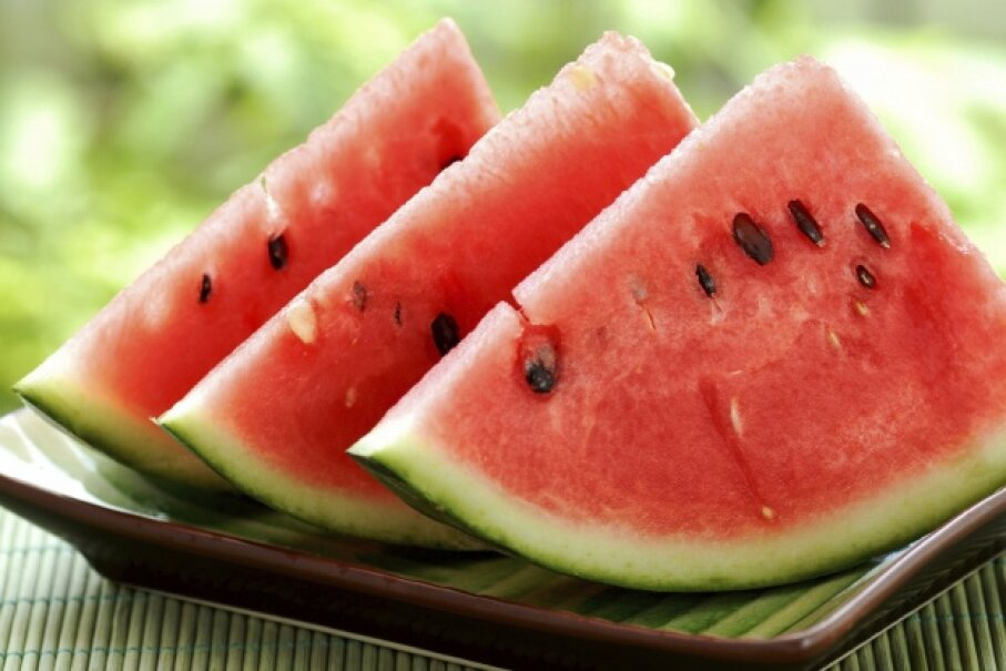It's a refreshing summer treat, but watermelon isn't a sure bet in the aphrodisiac game. © camelot1671/iStock/Thinkstock