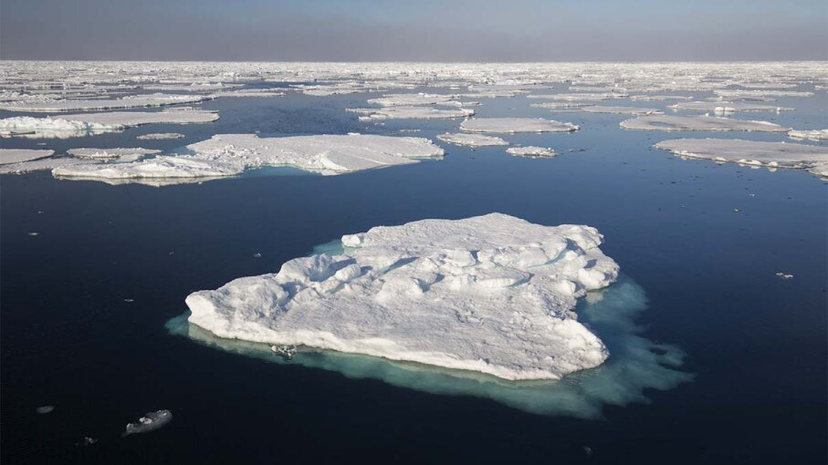 arctic, ocean