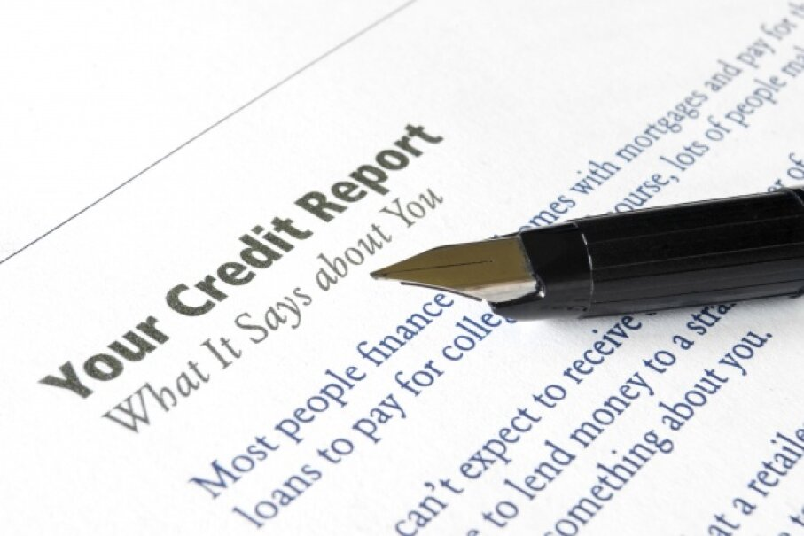 It's not fun to look at your credit report, but it's one of the best tools you have to protect your identity. ©iStock/Thinkstock
