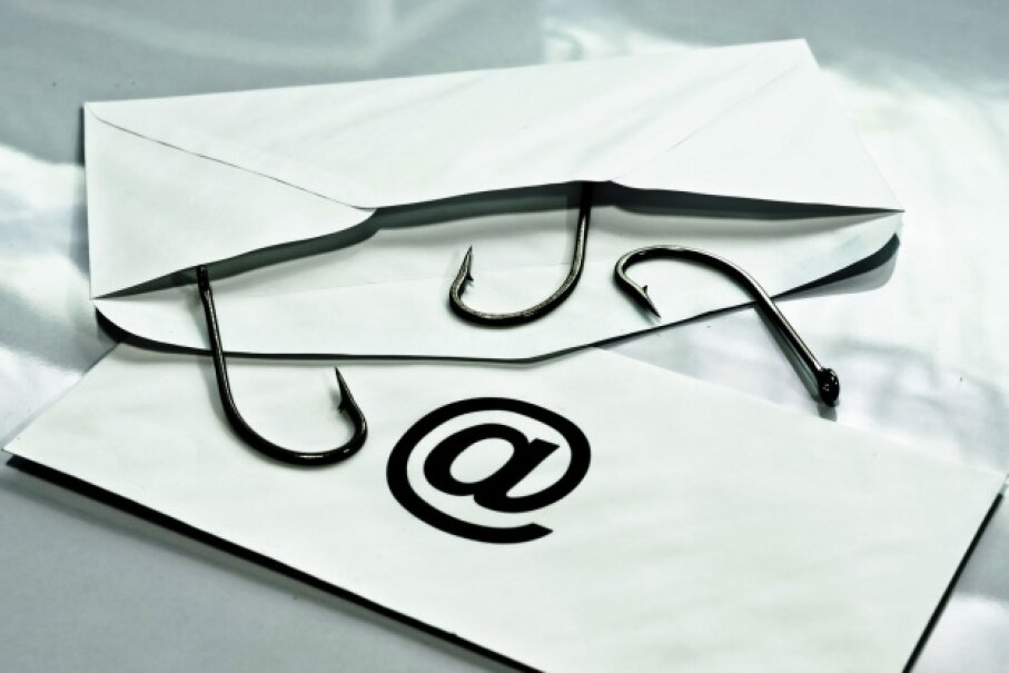 E-mail phishing scams get more and more sophisticated all the time. Some e-mails look exactly like official missives from a bank. ©iStock/Thinkstock