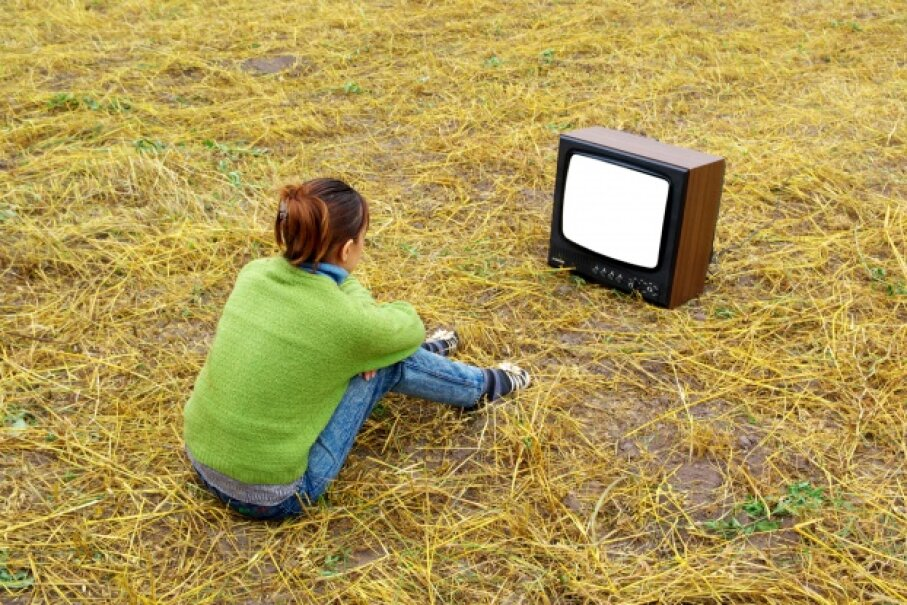 For some of your guests, sitting on the ground is about as much fun as watching a movie on an old black-and-white TV. ©Hemera/Thinkstock