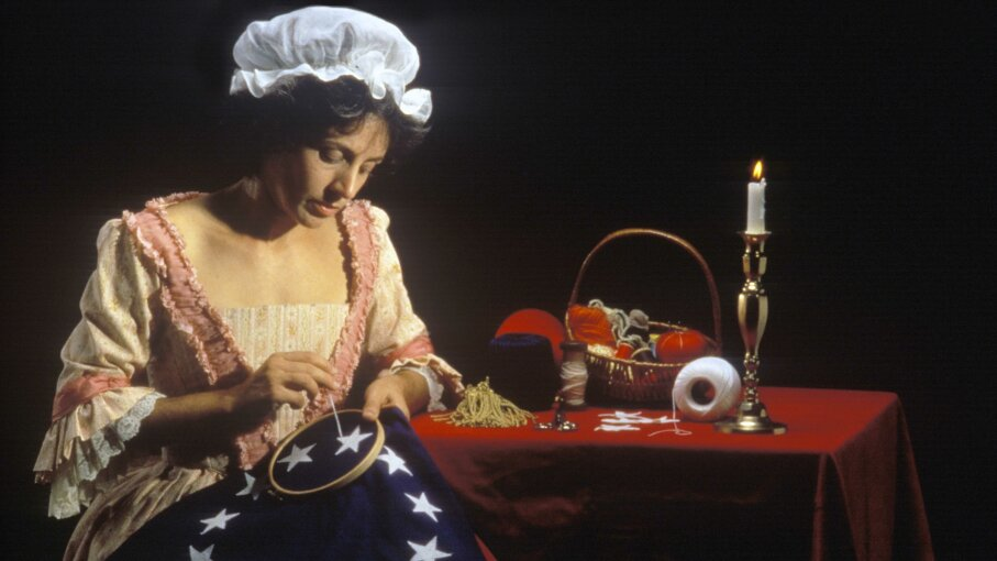 The Life of Betsy Ross