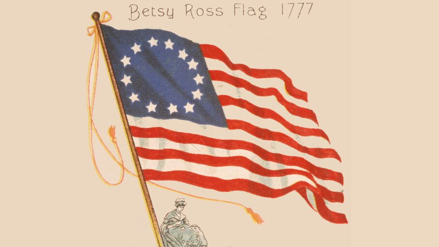 The Legend of Betsy Ross and the American Flag