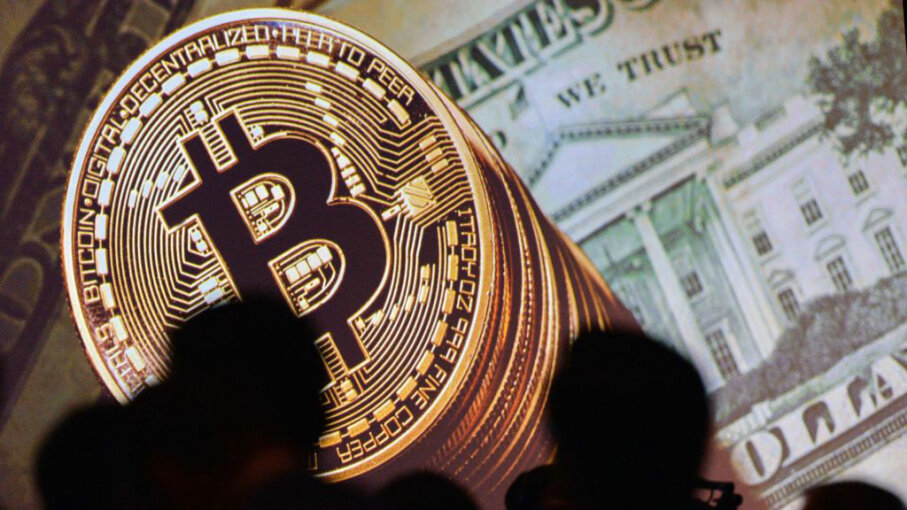 Bitcoin, U.S. currencies