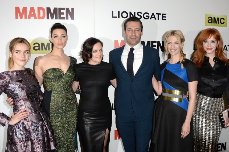 Groans and sighs were heard from Mad Men enthusiasts everywhere when the series ended in May 2015. Jason Merritt/Getty Images