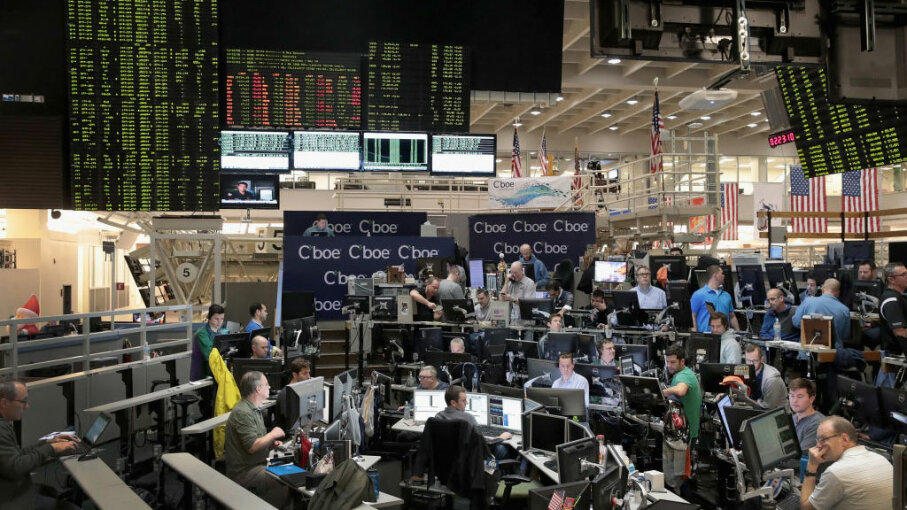 bitcoin contract, CBOE, Chicago