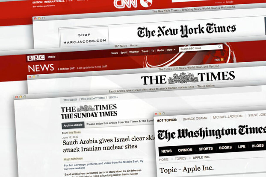 Reputable news sites check their facts. If you're reading something online that doesn't ring true, try a quick fact check of your own. If you can't verify the information, you're probably not dealing with balanced journalism. ©iStockphoto.com/Laur-Kalevi Tamm