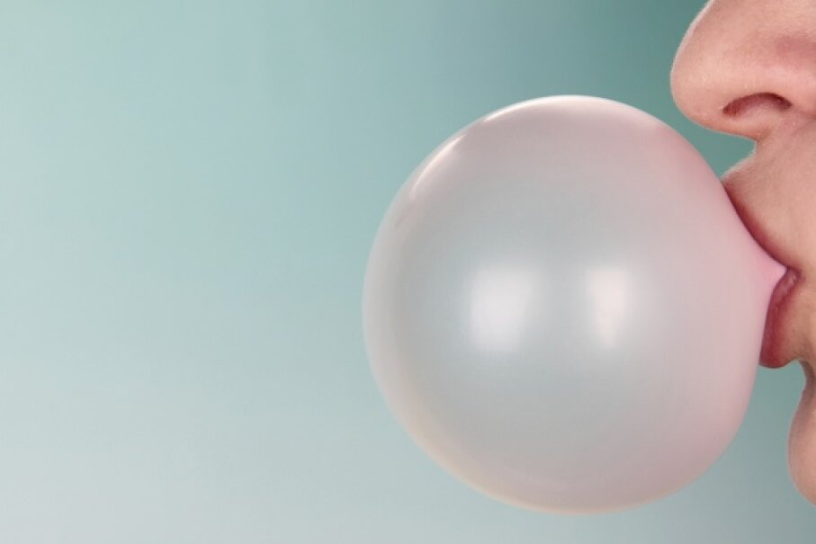 Beware the powerful bubblegum lobby. Who knows what sort of sway they have over gum researchers? belchonock/iStock/Thinkstock