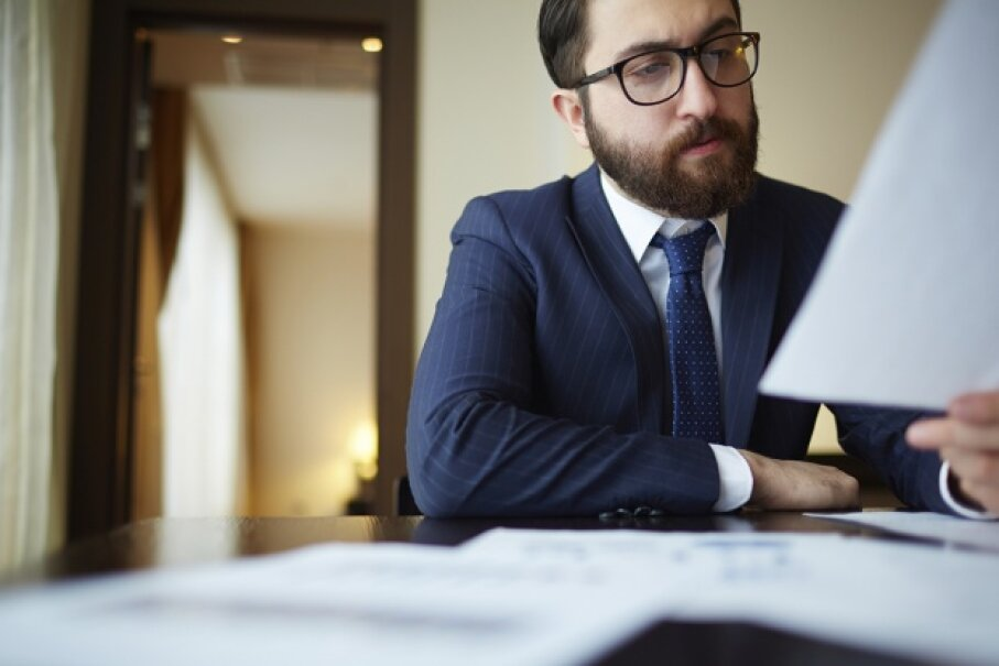 Caveat emptor. Don't be so sure you can trust every so-called scientific study that pops up in the news -- even if the writer wears glasses. shironosov/iStock/Thinkstock