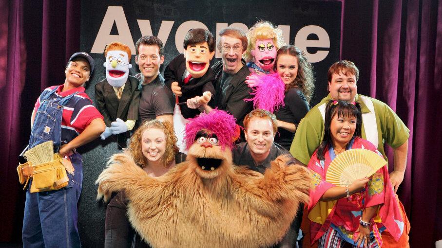 Avenue Q' musical Las Vegas