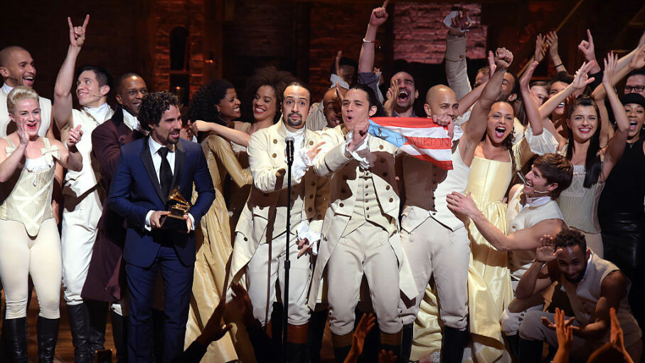 Hamilton' musical Grammy