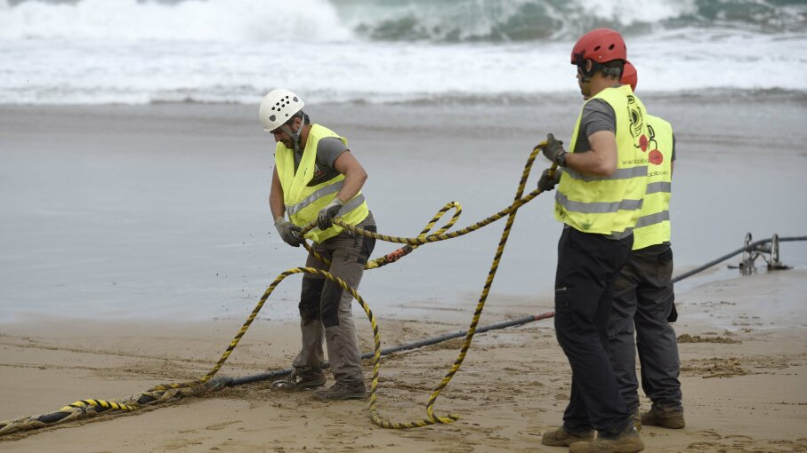Could an Attack on Undersea Cables Take Down the Internet