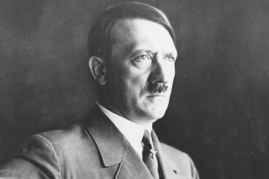 Millions of Germans viewed Adolf Hitler almost like a god. Photos.com/Thinkstock