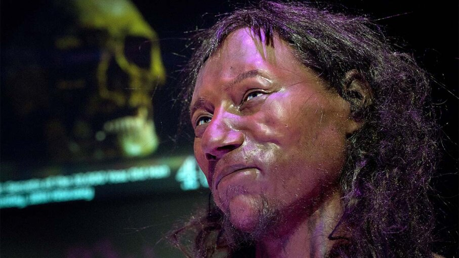 cheddar man, Britain