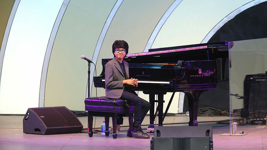 Joey Alexander, Hollywood Bowl