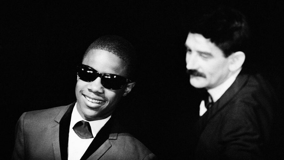 Little Stevie Wonder, Paris