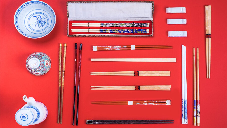 How Chopsticks Became the Staple Utensil of Asia