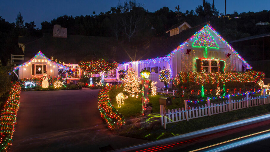 Christmas Lighting.How Christmas Lights Work Howstuffworks