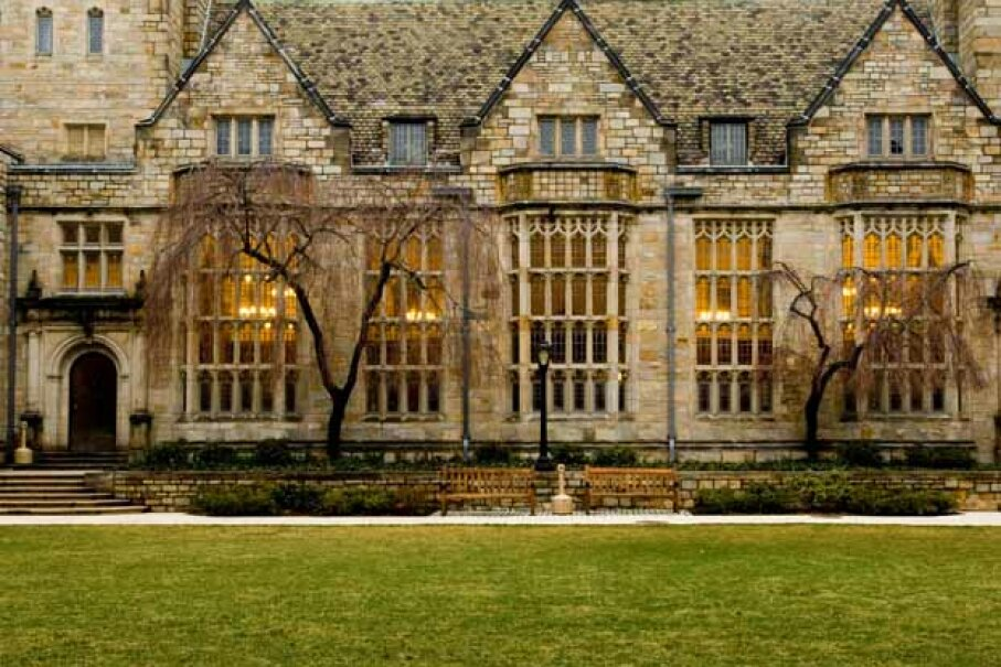 Yale University's undergrad tuition has a sticker price of $44,000 for 2013-14 but many students feel the prestige makes the high cost worth it. Natalia Bratslavsky/iStock/Thinkstock