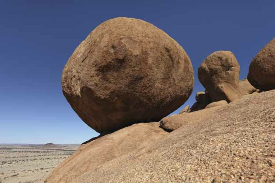 """If you're """"taken for granite"""" that would mean you're mistaken for one of these rocks. Pretty unlikely. moodboard/Thinkstock"""