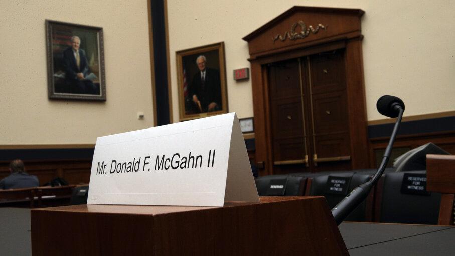 Don McGahn ignore subpoena