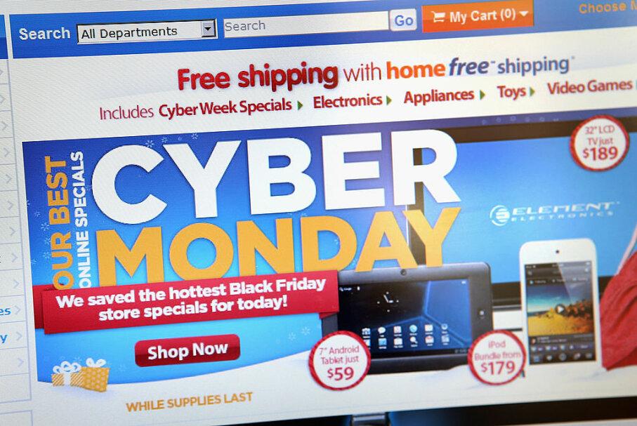 Walmart, Cyber Monday sale