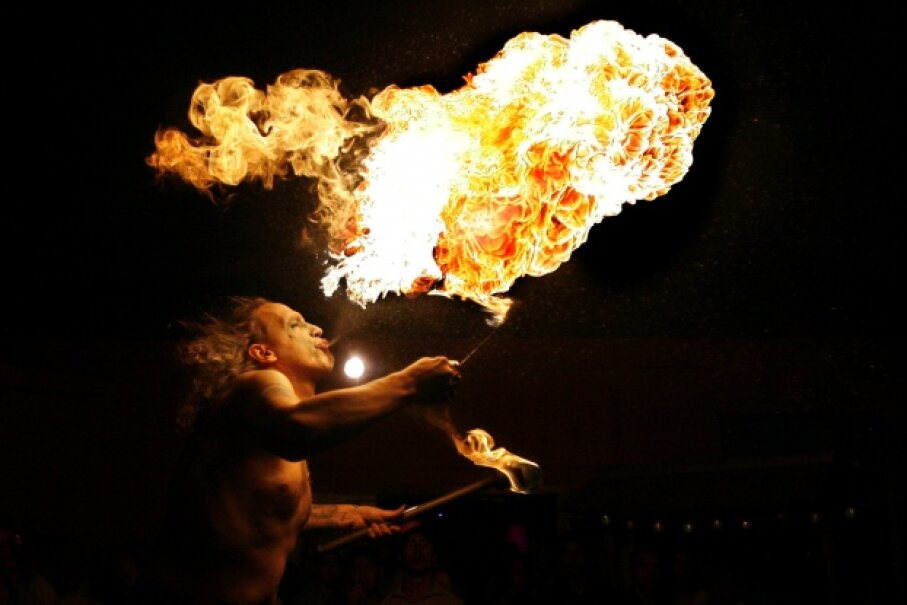 Fire Breathing, Sword Swallowing, and Other Death-defying ...