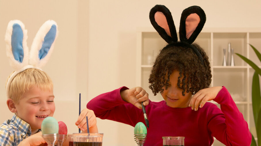 How to Decorate Easter Eggs for Kids