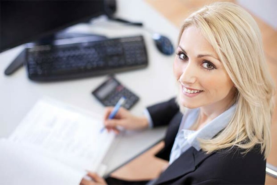 It can be easy to do your own taxes. AndreyPopov/iStock/Thinkstock
