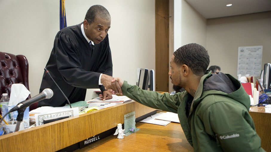 veterans court drug court
