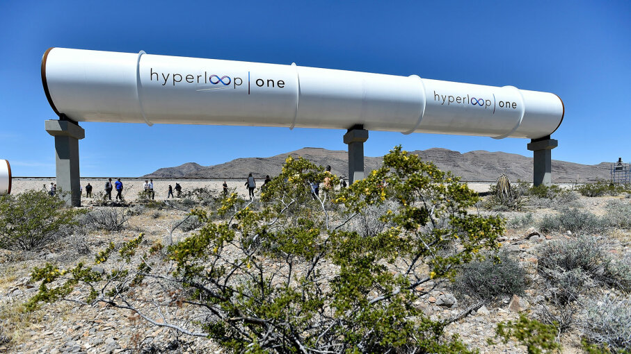 Hyperloop tube