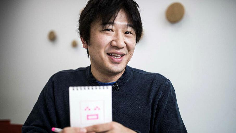 Shigetaka Kurita, first emoji