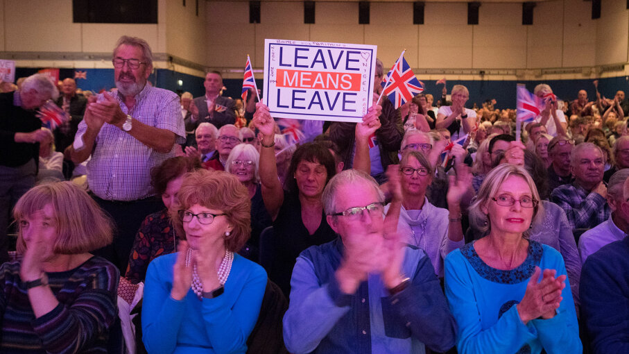 Leave Means Leave