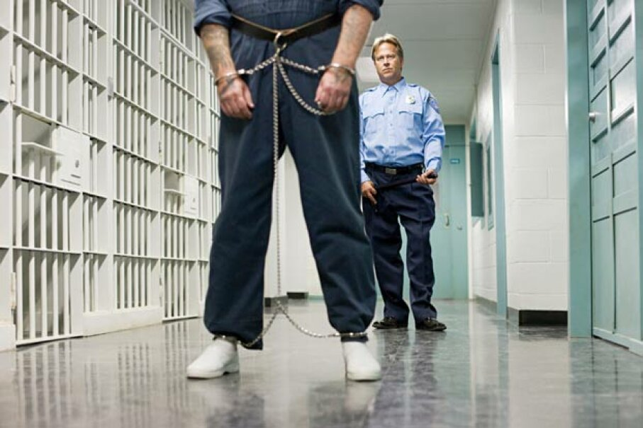 Most prisoners get at least one stay of execution. Some get several; some come at the last minute. Some come too late. Image Source/Getty Images