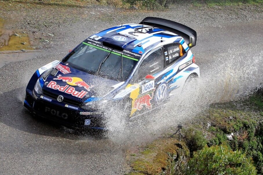 These grueling, rain-or-shine competitions take car racing to the extreme. PASCAL POCHARD-CASABIANCA/AFP/Getty Images